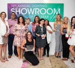 Showroom of the Year winners 2019