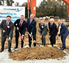 Akzonobel groundbreaking