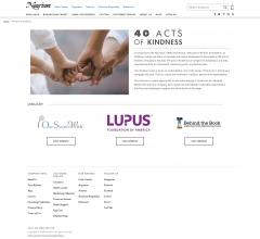 Nourison 40 Acts of Kindness