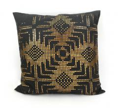 Aviva Stanoff Aztec Lace Pillow