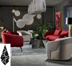 The Nina Magon collection from Universal Furniture won for Major Collections at the 2020 Pinnacle Awards.