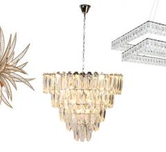 Sparkle and Shine: Chandeliers