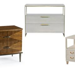 Top Drawers: Nightstands