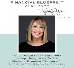 Gail Doby 5-Day Financial Blueprint Challenge, High Point Market Authority