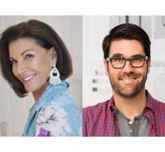 Hilary Farr, Brian Patrick Flynn, HGTV, American Home Furnishings Hall of Fame