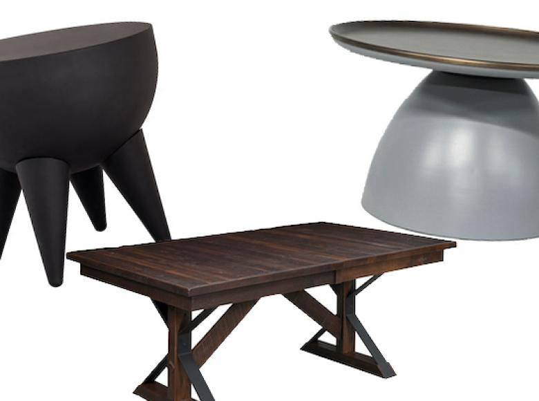 High Point Market tables
