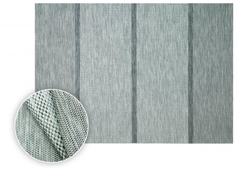 TG Moroccan - Textured Taupe Outdoor Rug