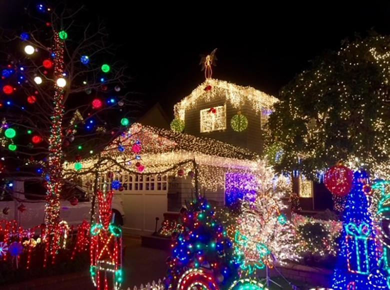Holiday Lighting, Randall Whitehead, The Lighting Doctor