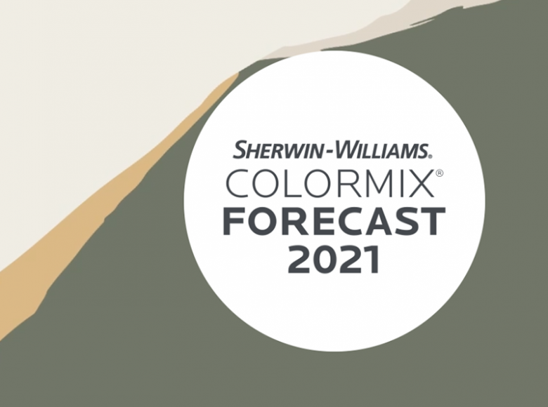 Las Vegas Design Center Sherwin-Williams Colormix 2021