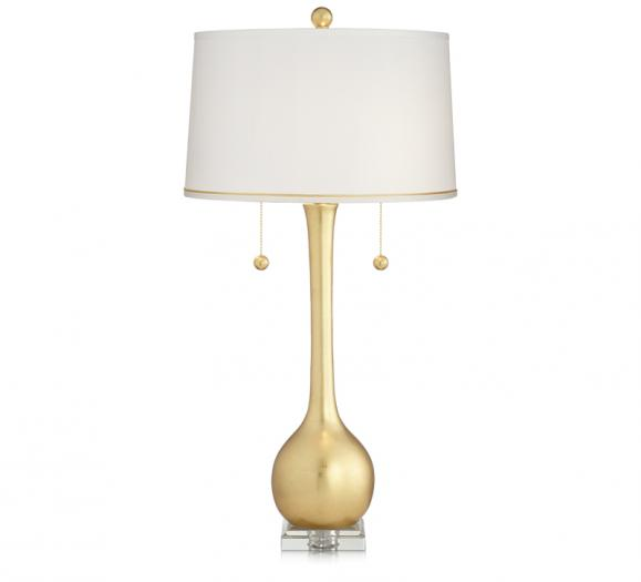 Kathy Ireland Pacific Coast Lighting West End lamp