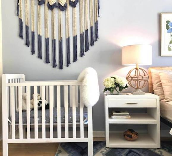 Christina Henck gender-neutral nursery design