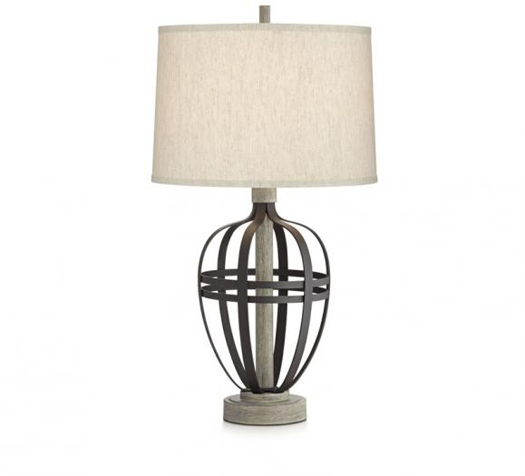 Pacific Coast Lighting Crestfield Cove lamp