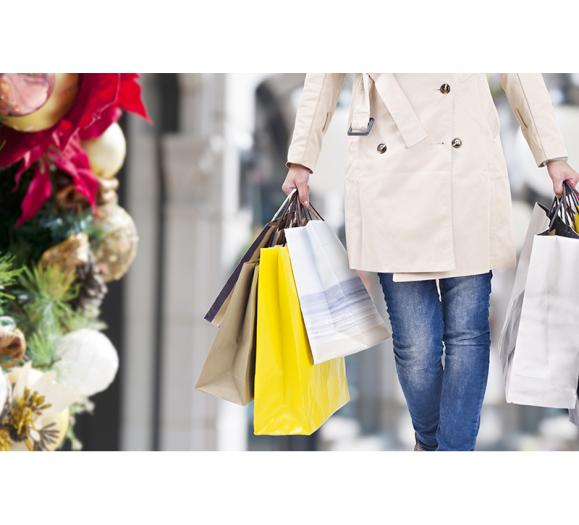 Thanksgiving Weekend Shopping Set Records