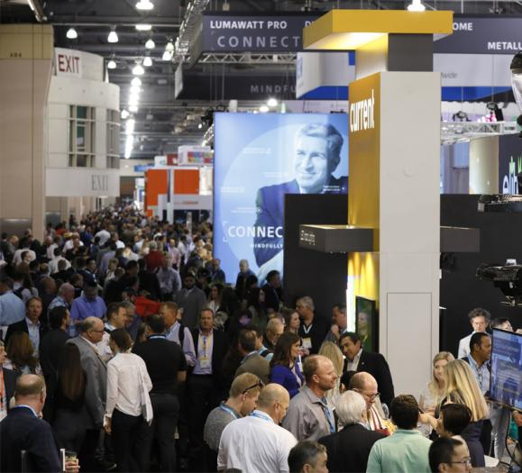 Lightfair booths