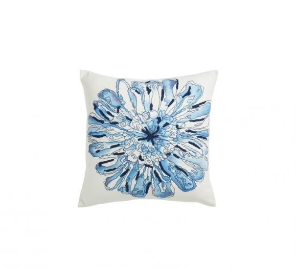 Ethan Allen oversized bloom pillow