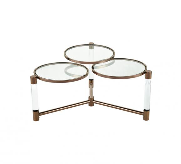 Elk Home Triple Crown Coffee Table