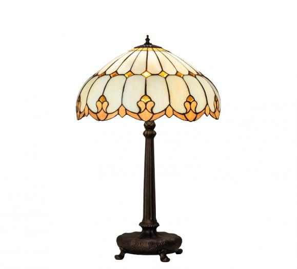 Meyda Tiffany Art Nouveau Table Lamp