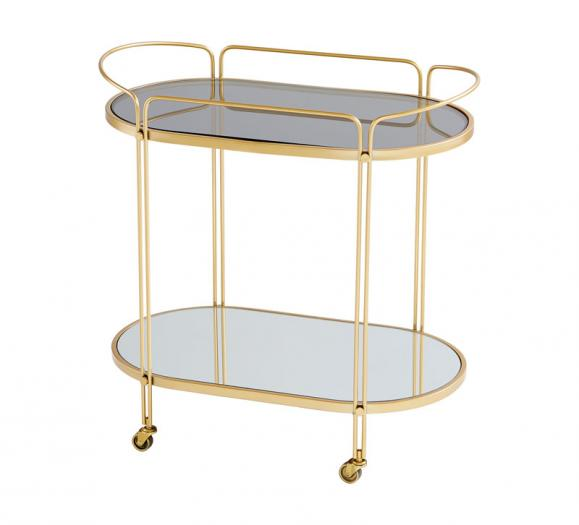 Cyan Design Motif Bar Cart