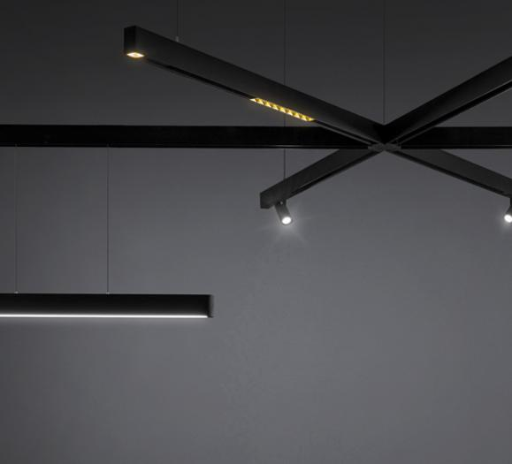 STRUT Architectural Lighting System