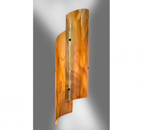 Derek Marshall Split Vortex Wall Sconce