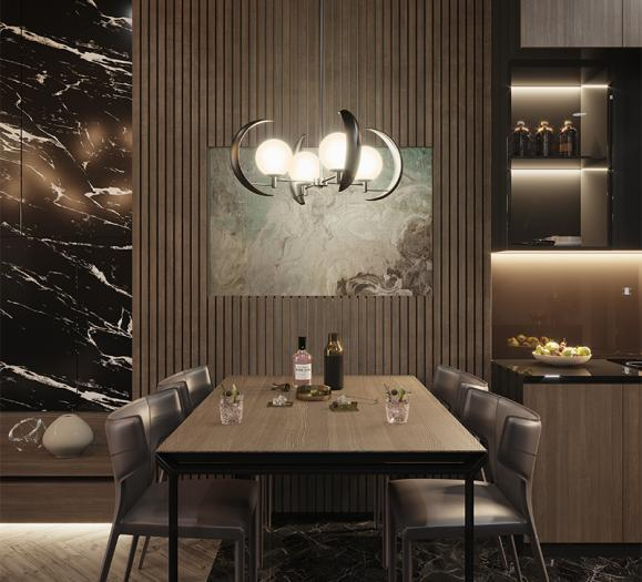Alora Lighting, Charles Pavarini