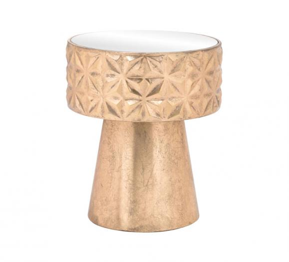 Zuo Modern Aztec Side Table