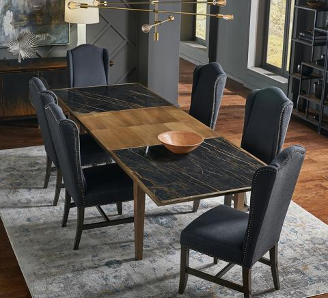 Sarreid Butterfly Dining Table