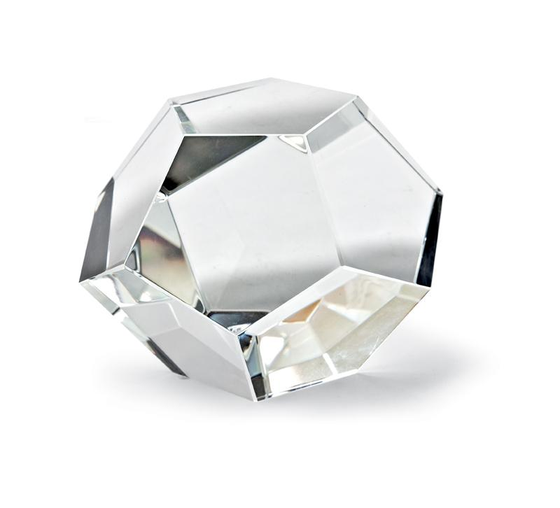 Small Crystal Dodecahedron from Regina Andrew Design