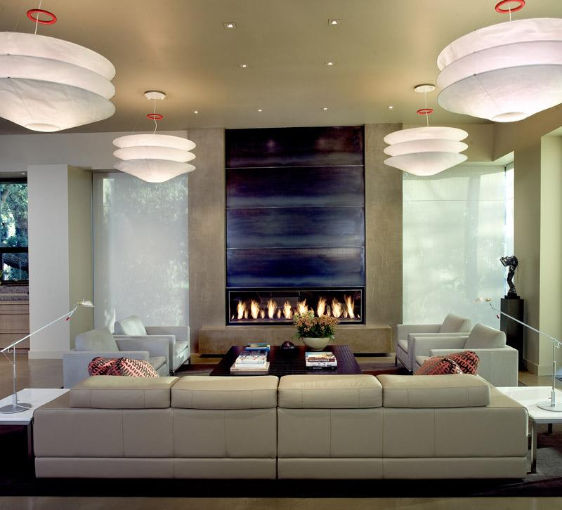How Can Lighting Make A Living Room More Inviting Furniture Lighting Decor