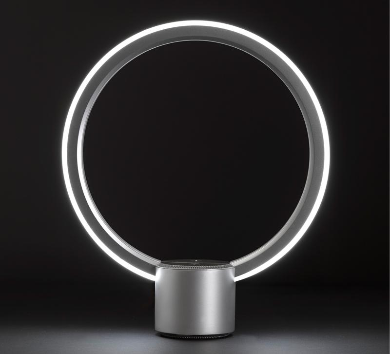 C by GE Sol lamp