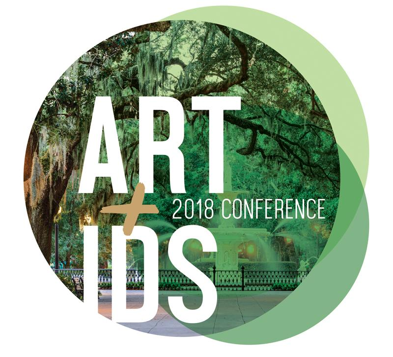 2018 ART + IDS Conference logo