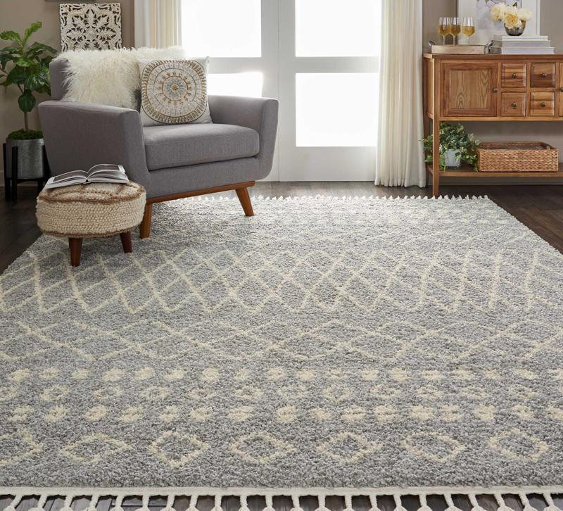 Area Rugs: Off the Runway, On the Floor | Furniture Lighting & Decor