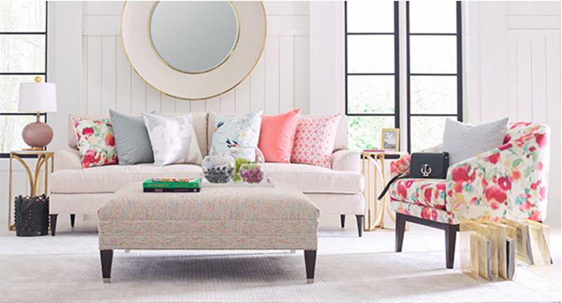 Kravet Introduces Second Kate Spade New York Home Fabric