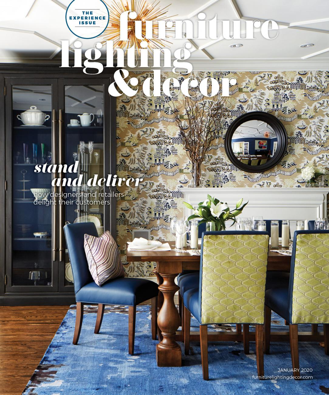 Furniture Lighting & Decor January 2020