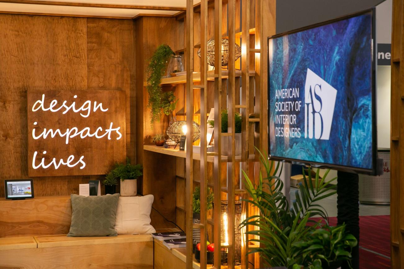 Asid Brings Health Centric Installation To Kbis 2020 Furniture Lighting Decor