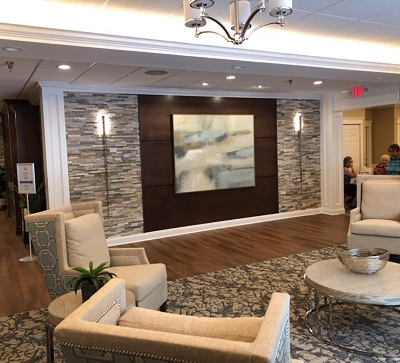 Carrie Fusella Leisure knolls project