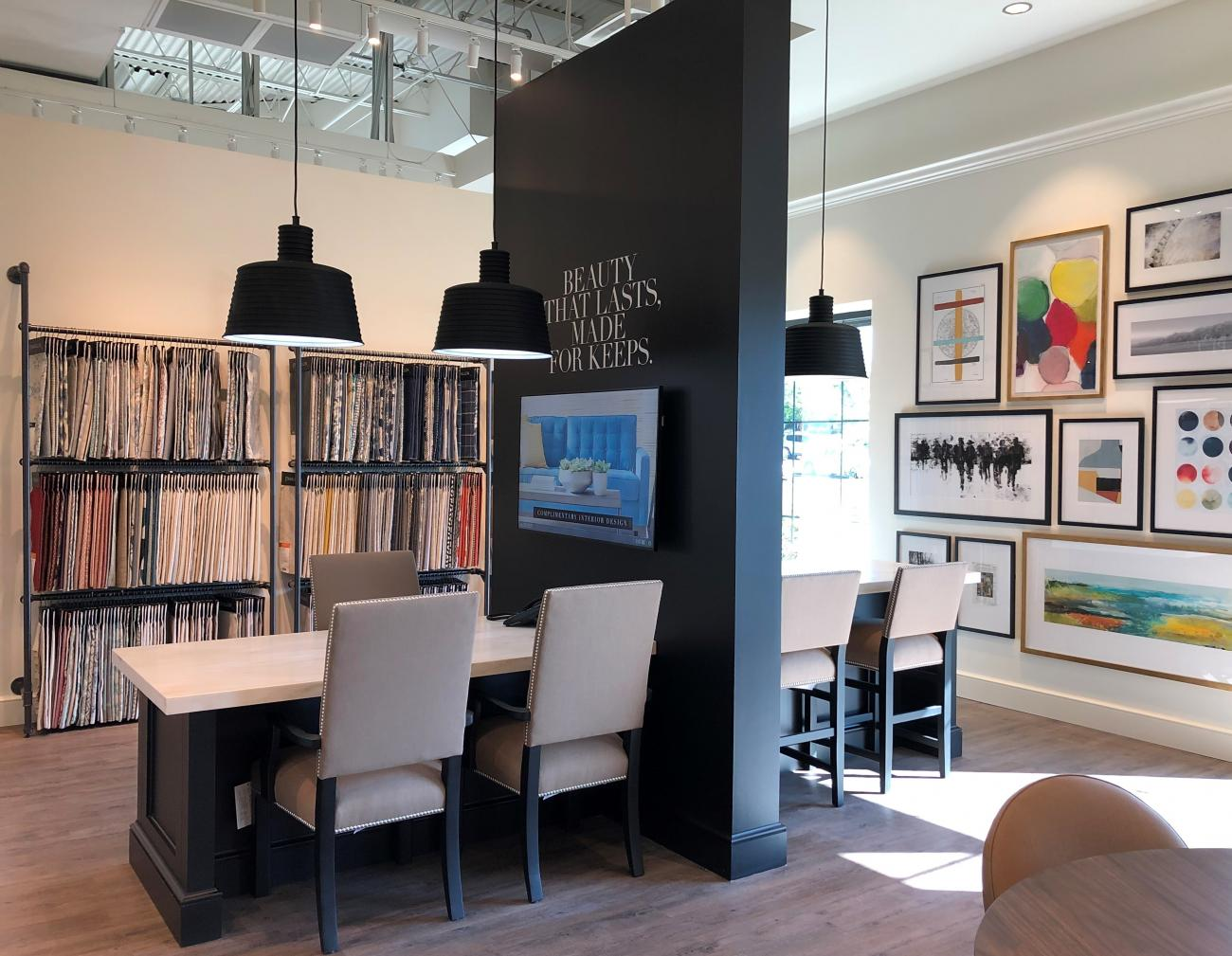 Ethan Allen Opens New Design Center In Green Bay Furniture Lighting Decor