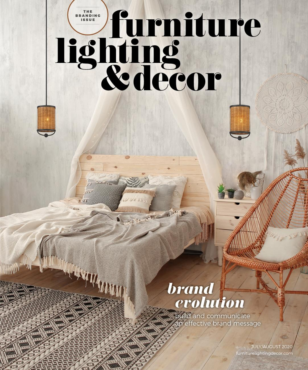 Furniture Lighting & Decor July/August 2020
