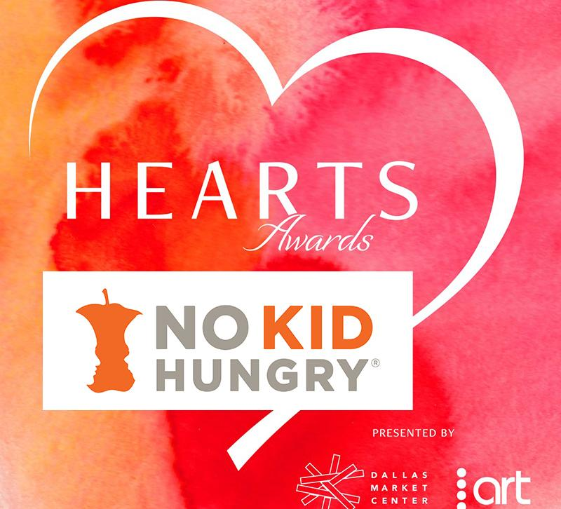 Hearts Awards No Kid Hungry