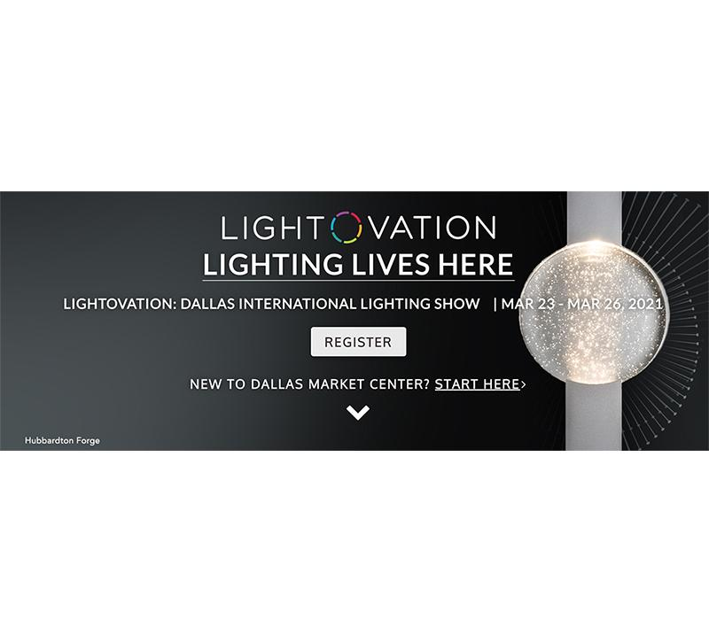 Lightovation 2021, Date Changes, Dallas Market Center