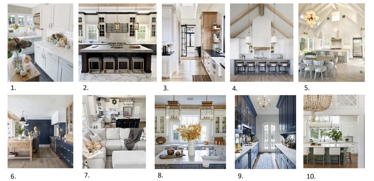 5 KITCHEN TRENDS THAT EARN THE MOST LIKES ON INSTAGRAM