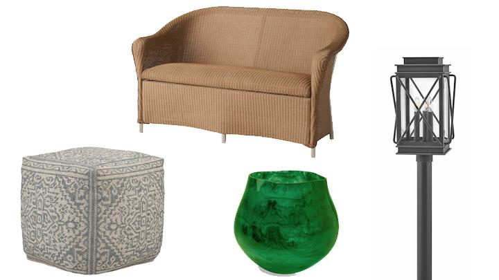Outdoor Furnishings for Relaxing, Entertaining