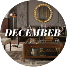 Circular image of Furniture, Lighting & Decor's December issue