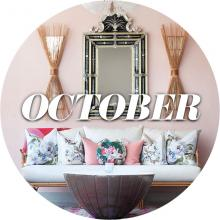 Furniture, Lighting & Decor October 2019 luxury resources