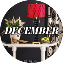 Furniture Lighting & Decor December Issue