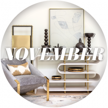 Furniture Lighting & Decor November 2020