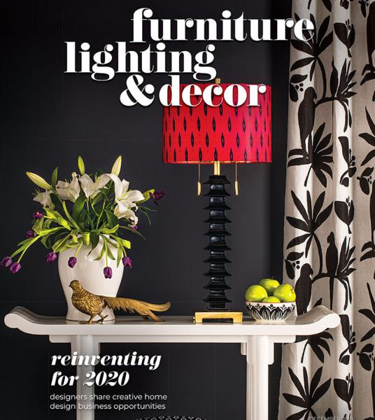 Furniture Lighting Decor December issue