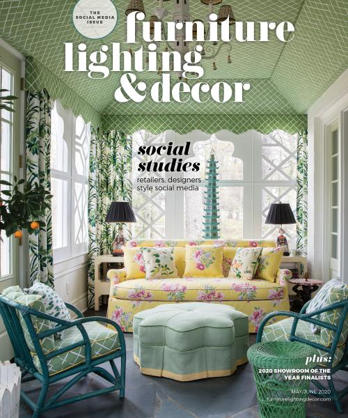 Furniture Lighting & Decor May/June 2020