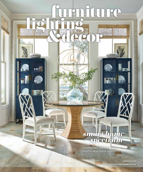 Furniture Lighting & Decor March 2021